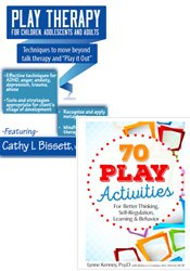 Play Therapy DVD and Book Bundle