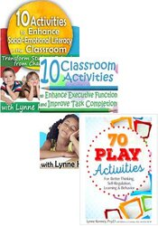 Classroom Activities with Lynne Kenney + 70 Play Activities Book