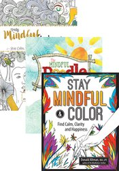 Mindfulness Coloring Book Kit