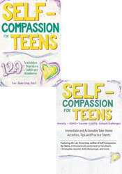 Self-Compassion for Teens with Lee-Anne Gray