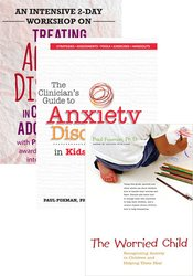 Anxiety Disorder and Children Kit