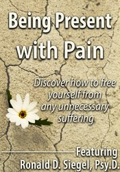 Being Present with Pain