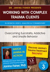 Overcoming Suicidality, Addictive and Unsafe Behavior