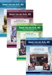 Bessel van der Kolk Trauma Interview 4 Part Series