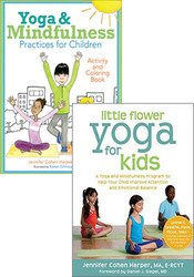 Yoga and Mindfulness for Kids Kit