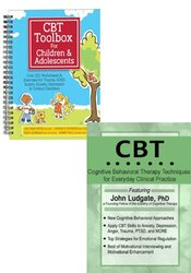 CBT for Kids & Adolescents Bundle