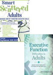 Executive Function in Adults Treatment Bundle