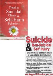 Treating Suicidal Clients & Self-Harm Behaviors Bundle
