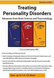 Treating Personality Disorders: