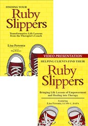 Finding Your Ruby Slippers Book and Recording Kit