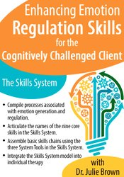 Enhancing Emotion Regulation Skills for the Cognitively Challenged Client: