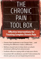 The Chronic Pain Tool Box: