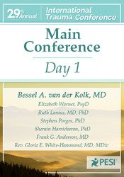 Bessel A. van der Kolk's 29th Annual Trauma Conference