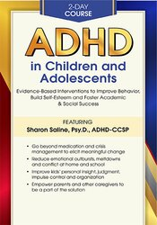 2-Day Certificate Course: ADHD in Children and Adolescents:
