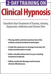 2-Day Training: Clinical Hypnosis Certificate Course