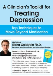 A Clinician's Toolkit for Treating Depression