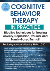 2-Day: Cognitive Behavioral Therapy in Practice: