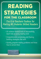 Reading Strategies for the Classroom