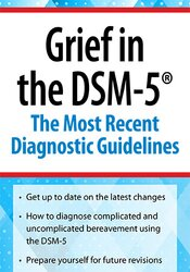 Grief in the DSM-5