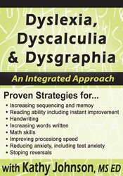 Dyslexia, Dyscalculia & Dysgraphia: An Integrated Approach
