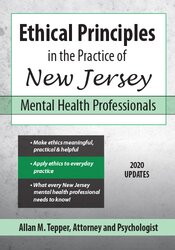 Ethical Principles in the Practice of New Jersey Mental Health Professionals