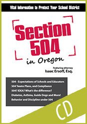 Section 504 in Oregon