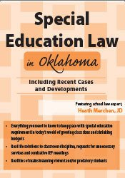 Special Education Law in Oklahoma