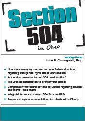 Section 504 in Ohio