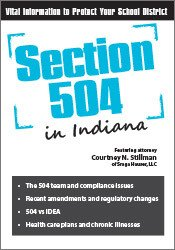 Section 504 in Indiana