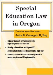 Special Education Law in Washington