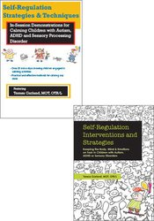 Self-Regulation in Children: Book & In-Session DVD Bundle