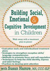 Building Social, Emotional and Cognitive Development in Children