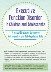 Executive Function Disorder in Children and Adolescents