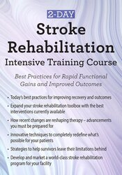 Image of 2-Day: Certificate in Stroke Rehabilitation: Best Practices for Rapid