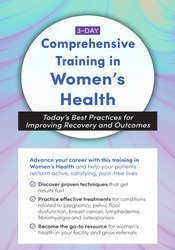 3-Day: Comprehensive Training in Women's Health