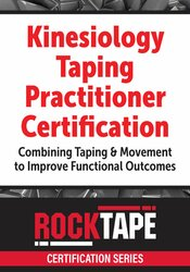 Kinesiology Taping Practitioner Certification