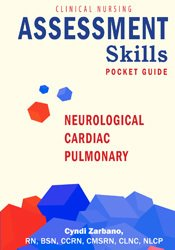 Clinical Nursing Assessment Skills Pocket Guide