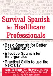 Survival Spanish for Healthcare Professionals