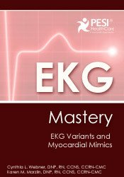 EKG Mastery: EKG Variants and Myocardial Mimics