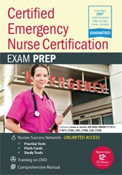 Image of Certified Emergency Nurse Certification – CEN® Exam Prep Package with