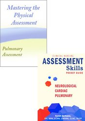 Mastering the Pulmonary Assessment Video and Book Package