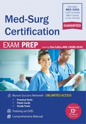 Image of Med-Surg Certification – CMSRN ® Exam Prep Package with Practice Test
