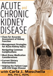 Acute and Chronic Kidney Disease