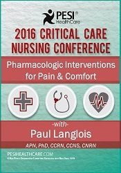 Pharmacologic Interventions for Pain & Comfort