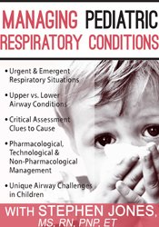Managing Pediatric Respiratory Conditions