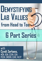 Demystifying Lab Values From Head to Toe