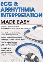 ECG & Arrhythmia Interpretation Made Easy