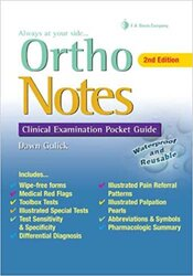 Ortho Notes: Clinical Examination Pocket Guide, 3rd Edition