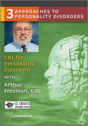 3 Approaches to Personality Disorders: Cognitive Behavioral Therapy