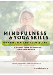 Image of Mindfulness & Yoga Skills for Children and Adolescents
